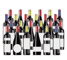 The Eighteen Bottles