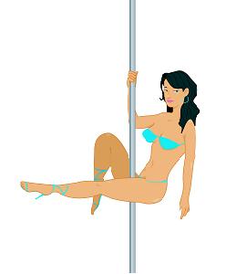 Strip club :)
